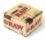 Raw King Size Slim 24's with Tips Organic Hemp Connoisseur