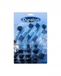 Duralon Black 90cm Boot Laces Card of 24 (3213)