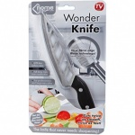 Wonder Knife In Double Clam Pk + Pvc Coated Pdq