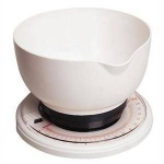 **** Mechanical Kitchen Scales BA BB3200 White 3 kg