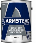 Armstead Trade Quick Dry Wood Primer Undercoat 5Ltr