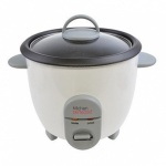 Kitchen Perfected 350w 0.8Ltrs Automatic Rice Cooker - Non Stick