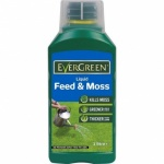 Evergreen Liquid Feed & Moss 6x1 Ltrs