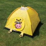 Kids Jungle Garden Tent - Giraffe