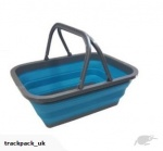 Foldable Basket With Handles