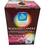 Pan Aroma 151 LED CANDLE THAI ORCHID & PATCH (PAN1134)