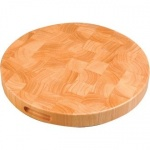 Discontinued Apollo Round Woodgrain Choping Board
