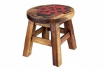 Discontinued Apollo Kids Stool Ladybird