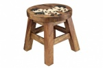 Discontinued Apollo Kids Stool Zebra