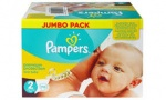 70x Pampers New Born Diapers Jumbo Size 2 (packed in 2*35)