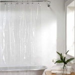 Shower Curtain Clear