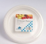 THERMO AG / IV 9'' DINNER PLATES 10s