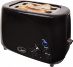 850Ww 2-Slice LED Buttons Toaster- black xxxx