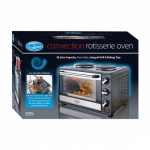 26 Litre Twin Hob Convection Oven  xxxx