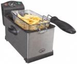 3 Ltr Stainless Steel Deep Fat Fryer
