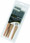 Harris Platinum brush 5 pack
