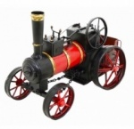 Kreation Kraft Steam traction Engine metal ornament 84102