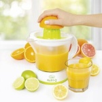 QUEST Nutri-Q Electric Citrus Fruit Juicer - BPA free (34210)