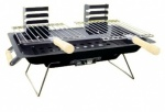 Redwood Leisure STEEL HIBACHI GRILL (BB-BBQ209)