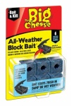 STV Big Cheese All Weather Block Bait For Mice and Rat (STV211)