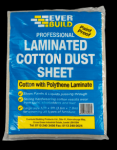 Laminated Cotton Dustsheet