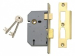 Yale 3 Lever Mortice lock (Y2277-PL-3.00)