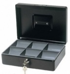 Sterling Cash Box 10'' Black