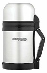 Stainless steel 800ml Thermos Cafe Darwin multipurpose  flask   XXXX