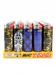 GSD Windproof Assorted Refillable Lighters - Box of 25 (5060066941711, 5060066941698)