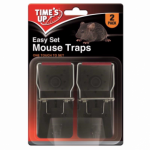 STV Easy set Mouse Trap 2pk