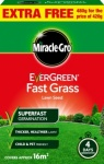 Miracle Gro Evergreen Fast Grass Lawn Seed 480gm