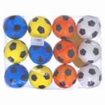 SPONGE BALL  PACK OF 6