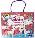 Unicorns Shimmer Activity Pack