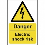 Danger : Electrical Shock Risk