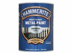 Hammerite Smooth Silver 5Ltr