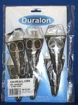 Duralon Nail Scissors Card of 6 (2104)