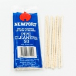 Newport Pipe Cleaner Straight 12 Bags X 50