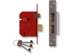Union 5L Sash Lock Brass 67mm (Insur Approv) (Y-2234E-PL-2.50)