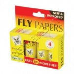 STV Fly Papers Pk8 (ZER878)