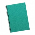 Silvine A5 Spiral Notebooks (SPA5)