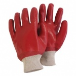 Briers PVC Coated Gloves Pair Medium (B0564)