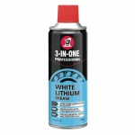 3-In-1 White Lithium Grease 400ml