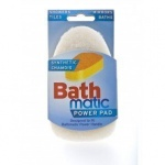 Easy Do BathMatic Power Pad designed to fit extandable handle   (EASRBP-10)