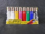 Clipper C/Rest Lighter Solid Colours ( PK of 40)