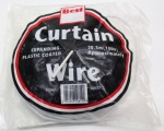best brand Curtain Wire 30.5m Poly bag (FB400)