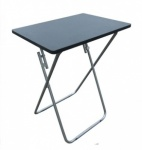 Folding Occasional TV Table MDF Large