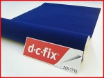 DC Fix Decorative Self Adhesive Film 45cm x 5m Velour Blue (F2051715)