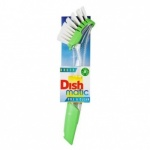 Dishmatic Washing Up Brush With Handle (Fill & Clean)