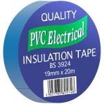 PVC Electrical BS3924 Blue 20m PACK OF 8