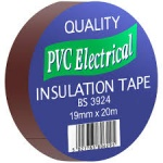 PVC Electrical BS3924 Brown 20m